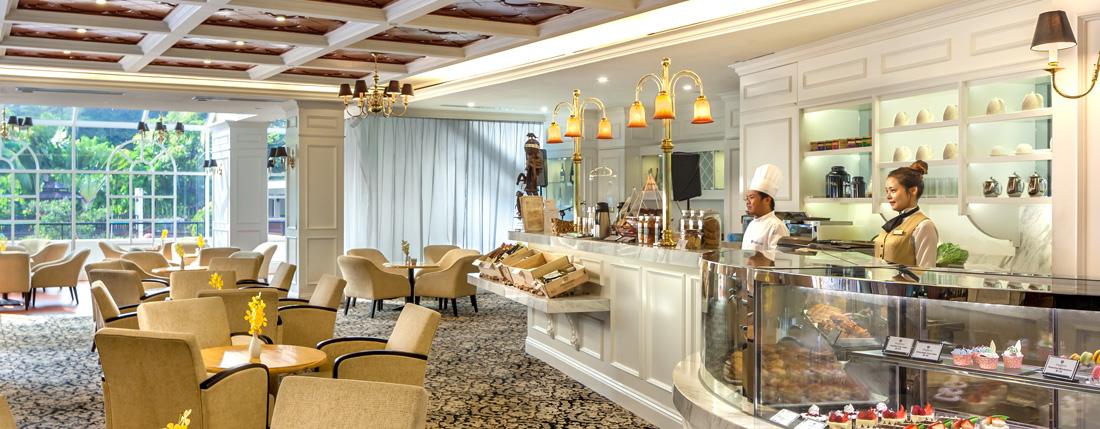 Tea room the tanglin club for Tea room design quarter