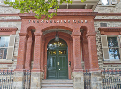 Reciprocal clubs the tanglin club for 165 north terrace adelaide